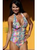 Graceful Admirable One Piece Swimsuit