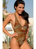 Provocative Leopard One-Piece