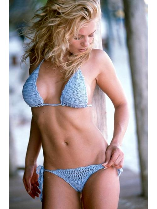 Fascinating Crochet Bikini