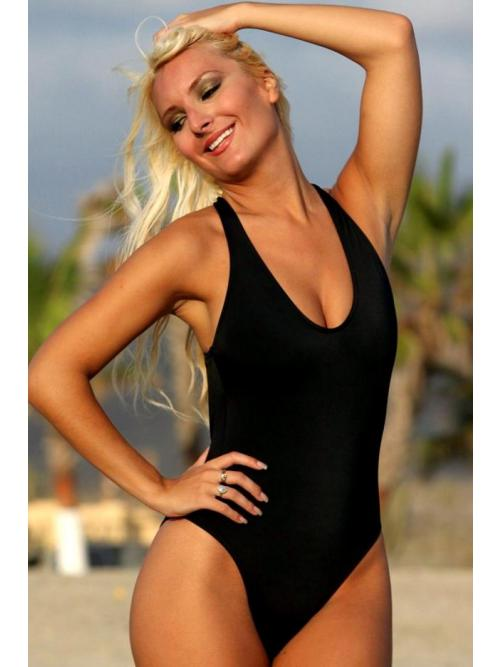 Customary One Piece Swimsuit