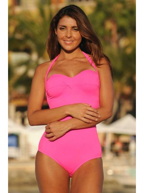 Admirable Neon One Piece Swimsuit