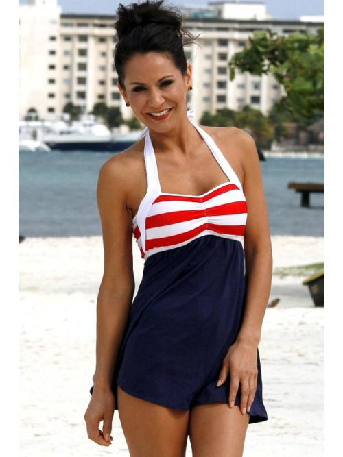 Thrilling Swim Dress
